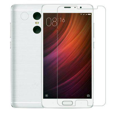 2 Pack High Definition Tempered Glass Screen Protector Anti Glare Anti Fingerprint for Xiaomi Redmi Pro