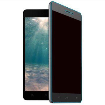 2 Pack High Definition Tempered Glass Screen Protector Anti Glare Anti Fingerprint for Xiaomi Redmi 4