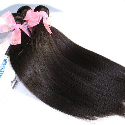 Straight Brazilian Virgin Hair Weave 10-24inch Human Hair ExtensionHair Weaves<br>Straight Brazilian Virgin Hair Weave 10-24inch Human Hair Extension<br><br>Can Be Permed: Yes<br>Chemical Processing: None<br>Color: Natural Black<br>Color Type: Pure Color<br>Hair Grade: 6A+ 100% Unprocessed Virgin Hair<br>Hair Quality: Virgin Hair<br>Hair Weft: Machine Double Weft<br>Material: Human Hair<br>Package Contents(pcs): 1 Set Of Hair Weave<br>Package size (L x W x H): 15.00 x 10.00 x 5.00 cm / 5.91 x 3.94 x 1.97 inches<br>Package weight: 0.4000 kg<br>Product weight: 0.3200 kg<br>Source: Brazilian Hair<br>Style: Straight<br>Type: Human Hair Weaves