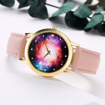 GAIETY G370 Women Watch Leather Strap Starry Sky Face Wrist WatchesWomens Watches<br>GAIETY G370 Women Watch Leather Strap Starry Sky Face Wrist Watches<br><br>Band material: PU Leather<br>Band size: 24x1.8 cm<br>Case material: Metal<br>Clasp type: Pin buckle<br>Dial size: 4x4x0.7 cm<br>Display type: Analog<br>Movement type: Quartz watch<br>Package Contents: 1 x Watch<br>Package size (L x W x H): 24.50 x 4.50 x 1.00 cm / 9.65 x 1.77 x 0.39 inches<br>Package weight: 0.0280 kg<br>Product size (L x W x H): 24.00 x 4.00 x 0.70 cm / 9.45 x 1.57 x 0.28 inches<br>Product weight: 0.0260 kg<br>Shape of the dial: Round<br>Watch mirror: Mineral glass<br>Watch style: Jewellery, Childlike, Lovely, Classic, Fashion, Casual<br>Watches categories: Women,Female table<br>Water resistance: No