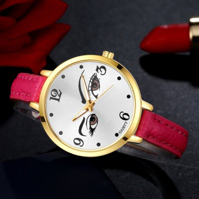 GAIETY G330 Women Leather Fashion WatchWomens Watches<br>GAIETY G330 Women Leather Fashion Watch<br><br>Band material: PU<br>Band size: 21.5 x 1 CM<br>Case material: Metal<br>Clasp type: Pin buckle<br>Dial size: 3.5 x 3.5 x 0.7 CM<br>Display type: Analog<br>Movement type: Quartz watch<br>Package Contents: 1 x Watch<br>Package size (L x W x H): 25.00 x 4.50 x 1.00 cm / 9.84 x 1.77 x 0.39 inches<br>Package weight: 0.0300 kg<br>Product size (L x W x H): 21.50 x 3.50 x 0.70 cm / 8.46 x 1.38 x 0.28 inches<br>Product weight: 0.0240 kg<br>Shape of the dial: Round<br>Watch mirror: Mineral glass<br>Watch style: Classic, Childlike, Fashion, Casual<br>Watches categories: Women,Female table<br>Water resistance: No