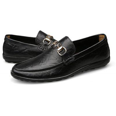 High Quality Men Moccasins Soft Bottom Fashion Business Flat Leather ShoesMen's Oxford<br>High Quality Men Moccasins Soft Bottom Fashion Business Flat Leather Shoes<br><br>Available Size: 36,37,38,39,40,41,42,43,44,45,46,47<br>Closure Type: Slip-On<br>Embellishment: Sequined<br>Gender: For Men<br>Outsole Material: Rubber<br>Package Contents: 1 x Shoes(pair)<br>Pattern Type: Solid<br>Season: Summer, Winter, Spring/Fall<br>Toe Shape: Round Toe<br>Toe Style: Closed Toe<br>Upper Material: Genuine Leather<br>Weight: 1.6400kg