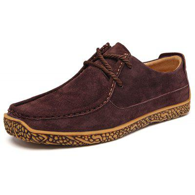Leather Old Rubber Big Bottom Leisure ShoesMen's Oxford<br>Leather Old Rubber Big Bottom Leisure Shoes<br><br>Available Size: 38 39 40 41 42 43 44<br>Closure Type: Lace-Up<br>Embellishment: Fur<br>Gender: For Men<br>Occasion: Casual<br>Outsole Material: Rubber<br>Package Contents: 1xshoes(pair)<br>Pattern Type: Solid<br>Season: Summer, Winter, Spring/Fall<br>Toe Shape: Round Toe<br>Toe Style: Closed Toe<br>Upper Material: Full Grain Leather<br>Weight: 1.6896kg