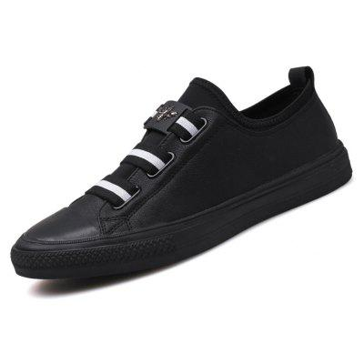 Leather Rubber Soled Casual ShoesCasual Shoes<br>Leather Rubber Soled Casual Shoes<br><br>Available Size: 38 39 40 41 42 43 44<br>Closure Type: Hook / Loop<br>Embellishment: Fur<br>Gender: For Men<br>Outsole Material: Rubber<br>Package Contents: 1xshoes(pair)<br>Pattern Type: Solid<br>Season: Summer, Winter, Spring/Fall<br>Toe Shape: Round Toe<br>Toe Style: Closed Toe<br>Upper Material: Cow Split<br>Weight: 1.6896kg