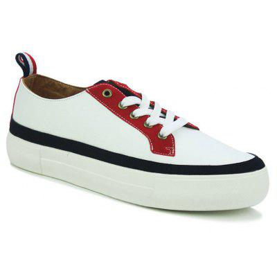 Leather Rubber Sole Leisure Single Shoes