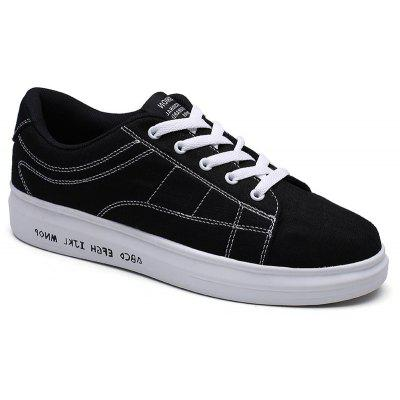Canvas PU Thick Bottom Superstar Shoes