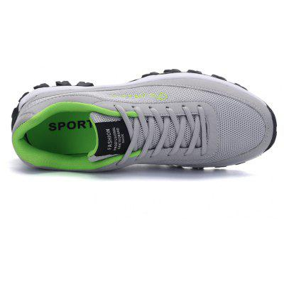 Four Seasons Flying Weave Shoes Rubber Bottom Men Leisure Sports Shoes 178