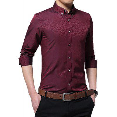 Autumn Shirt Men Youth Business Cotton Leisure Wave Point Long Sleeved Shirt TideMens Shirts<br>Autumn Shirt Men Youth Business Cotton Leisure Wave Point Long Sleeved Shirt Tide<br><br>Collar: Turn-down Collar<br>Material: Cotton<br>Package Contents: 1xshirt<br>Shirts Type: Casual Shirts<br>Sleeve Length: Full<br>Weight: 0.5000kg