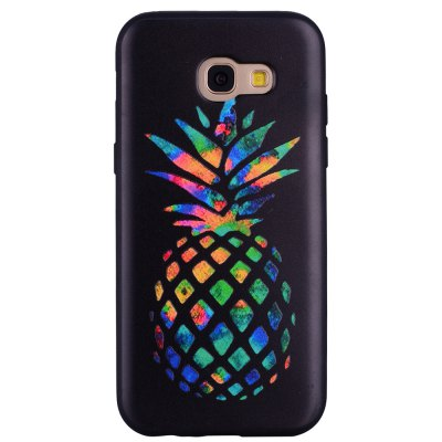 Case For Samsung Galaxy A5(2017) Color Pineapple TPU Mobile Phone Protection Shell