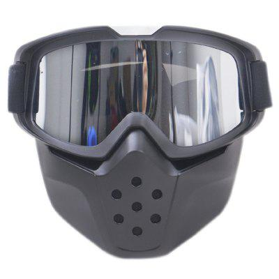 Genuine Mask Goggles Motocross Goggles Harley Goggles Outdoor Riding Sand Protective Goggles