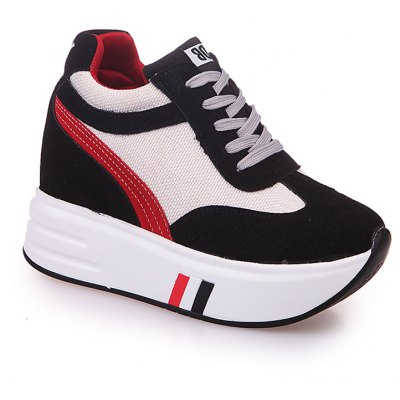 Fashionable and Comfortable Women Leisure Shoes