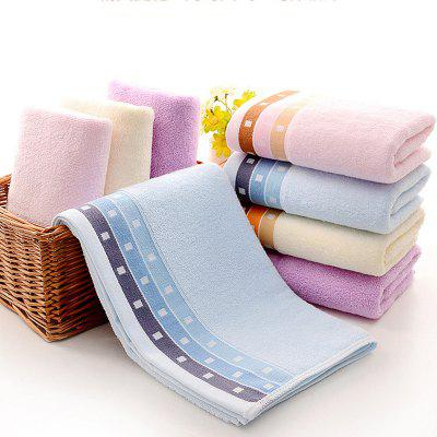 1 Pc Towel Simple Solid Color Thick Home Use Towel Gift TowelOther Bathroom Accessories<br>1 Pc Towel Simple Solid Color Thick Home Use Towel Gift Towel<br><br>Package Contents: 1 x Towel<br>Package size (L x W x H): 20.00 x 18.00 x 3.00 cm / 7.87 x 7.09 x 1.18 inches<br>Package weight: 0.1000 kg<br>Product size (L x W x H): 75.00 x 35.00 x 1.00 cm / 29.53 x 13.78 x 0.39 inches