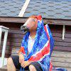 Party Látex Animal Horse Head Mask Fantastic Whimsey Costume Party Decoration - COMO IMAGEN