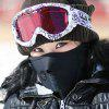 Cycling Mask Warm Windproof Neck Protect Bicycle Face Outdoor Sports Riding Skiing Bike - BLACK