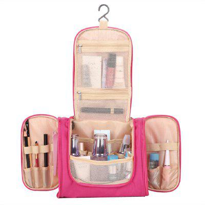 Large Capacity Waterproof Makeup Storage Bag