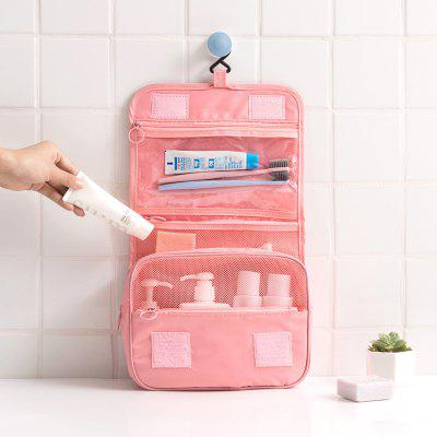Foldable Large Capacity Makeup Storage Bag