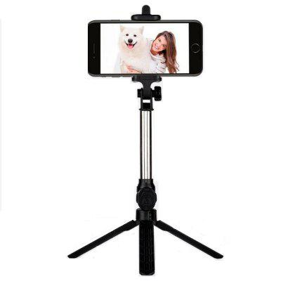 Mini tripé Mount Portable Bluetooth Selfie Stick