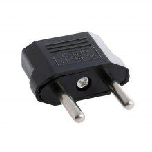 YWXLight 1Pcs Standard US / AU to European Euro EU Travel Charger Adapter Plug Outlet Converter