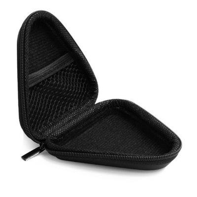 Headphone Case Hard Protective Travel Carrying Case for Bluetooth Wireless Headset Earbuds Earphone Keep Headsets Away