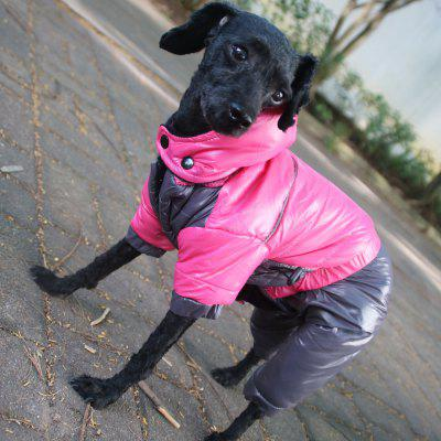 Lovoyager LVC1213 Lovoyager Pet Clothing with Four Legs Winter Dog Coat Jacket with Hood Small jumpsuitsDog Clothing &amp; Shoes<br>Lovoyager LVC1213 Lovoyager Pet Clothing with Four Legs Winter Dog Coat Jacket with Hood Small jumpsuits<br><br>Brand: Lovoyager<br>For: Dogs<br>Package Contents: 1 x Dog Coat<br>Package size (L x W x H): 35.00 x 20.00 x 5.00 cm / 13.78 x 7.87 x 1.97 inches<br>Package weight: 0.1900 kg<br>Season: Spring, Winter, Autumn<br>Size: S,M,L,XL