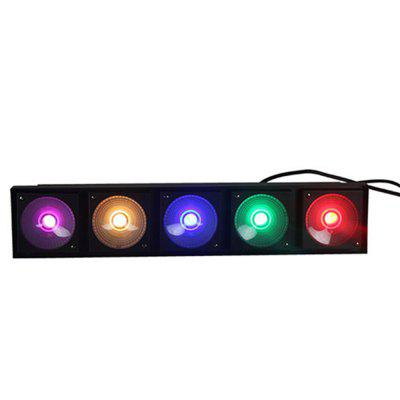 5 LEDs COB Matrix Blinder Stage Light