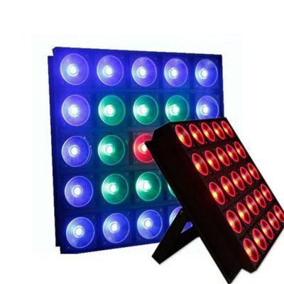 25 LEDs Matrix light Bar Stage Lighting