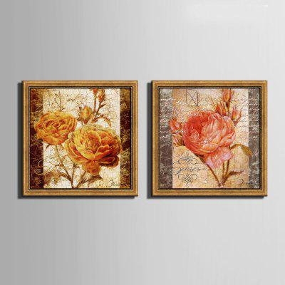 Special Design Frame Paintings Old Flower Print 2PCSPrints<br>Special Design Frame Paintings Old Flower Print 2PCS<br><br>Craft: Print<br>Form: Two Panels<br>Material: Canvas<br>Package Contents: 2 x Print<br>Package size (L x W x H): 52.00 x 53.00 x 3.50 cm / 20.47 x 20.87 x 1.38 inches<br>Package weight: 1.0000 kg<br>Painting: Include Inner Frame<br>Product size (L x W x H): 50.00 x 50.00 x 1.50 cm / 19.69 x 19.69 x 0.59 inches<br>Product weight: 0.9000 kg<br>Shape: Square<br>Style: Vintage, Fashion, Active, Formal, Casual, Novelty<br>Subjects: Fashion<br>Suitable Space: Indoor,Outdoor,Cafes,Kids Room,Kids Room,Study Room / Office