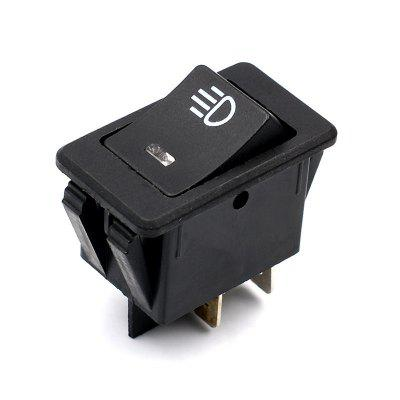 5pcs Universal Car Accessories Auto Fog Light Rocker Toggle Switch Colors LED DashboardOther Car Gadgets<br>5pcs Universal Car Accessories Auto Fog Light Rocker Toggle Switch Colors LED Dashboard<br><br>Apply To Car Brand: Universal<br>Material: ABS<br>Package Contents: 5 x Car Fog Light Switch<br>Package size (L x W x H): 8.00 x 8.00 x 5.00 cm / 3.15 x 3.15 x 1.97 inches<br>Package weight: 0.0750 kg<br>Product size (L x W x H): 3.90 x 3.50 x 2.30 cm / 1.54 x 1.38 x 0.91 inches<br>Product weight: 0.0700 kg