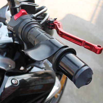 Motorcycle Throttle Clamp Cruise Control Grips Refueling BoosterOther  Motorcycle Accessories<br>Motorcycle Throttle Clamp Cruise Control Grips Refueling Booster<br><br>Applicable models: Universal<br>Applicable Motorcycle Brand: Universal<br>Material: ABS<br>Package Contents: 1 x Motorcycle Throttle Assist<br>Package size (L x W x H): 8.00 x 8.00 x 5.00 cm / 3.15 x 3.15 x 1.97 inches<br>Package weight: 0.0120 kg<br>Product size (L x W x H): 6.80 x 5.00 x 2.70 cm / 2.68 x 1.97 x 1.06 inches<br>Product weight: 0.0100 kg