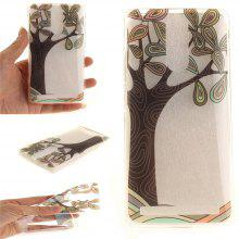 Cover Case for Lenovo K5 Note Hand Draw A Tree Soft Clear IMD TPU Phone Casing Mobile Smartphone