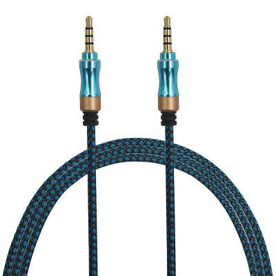 Minismile 1Meter / 1.5 Meter 3.5mm Male to Male AUX Stereo Audio Cable