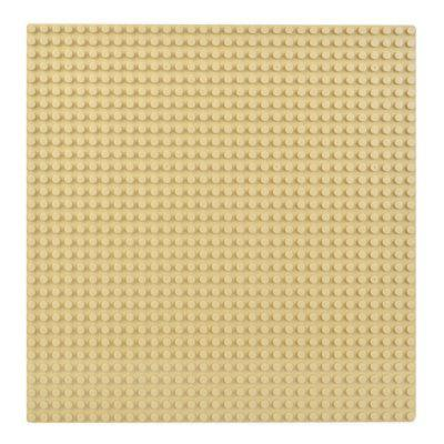 32 x 32 Dots Base Plate for Small Bricks Baseplate Board DIY Building Blocks Toys For Children