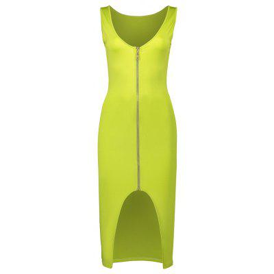 WomenS Plus Size Open Fork Body Repair Sexy Waistcoat DressMini Dresses<br>WomenS Plus Size Open Fork Body Repair Sexy Waistcoat Dress<br><br>Dresses Length: Mid-Calf<br>Elasticity: Micro-elastic<br>Embellishment: Zippers<br>Fabric Type: Cotton Blends<br>Material: Cotton, Polyester, Microfiber<br>Neckline: V-Neck<br>Package Contents: 1x Dress<br>Pattern Type: Solid<br>Season: Summer, Fall, Spring<br>Silhouette: Sheath<br>Sleeve Length: Sleeveless<br>Sleeve Type: Tank<br>Style: Sexy &amp; Club<br>Waist: Natural<br>Weight: 0.4000kg<br>With Belt: No