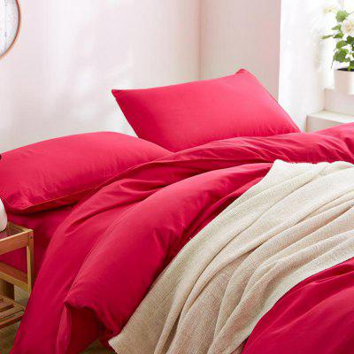 New Product Pure Color Four - Piece Sets of Large Sheets Bedding BeddingBedding Sets<br>New Product Pure Color Four - Piece Sets of Large Sheets Bedding Bedding<br><br>Package Contents: 1 x Quilt Cover, 1 x Bed Sheet, 2 x Pillowcases<br>Package size (L x W x H): 32.00 x 27.00 x 3.00 cm / 12.6 x 10.63 x 1.18 inches<br>Package weight: 1.7000 kg<br>Product weight: 1.6000 kg<br>Style: Simple / Pure color