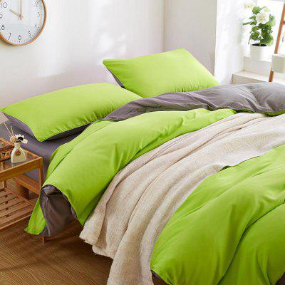 New Product Pure Color Four - Piece Sets of Large Sheets Bedding BeddingBedding Sets<br>New Product Pure Color Four - Piece Sets of Large Sheets Bedding Bedding<br><br>Package Contents: 1 x Quilt Cover, 1 x Bed Sheet, 2 x Pillowcases<br>Package size (L x W x H): 32.00 x 27.00 x 3.00 cm / 12.6 x 10.63 x 1.18 inches<br>Package weight: 1.8000 kg<br>Product weight: 1.7000 kg<br>Style: Simple / Pure color