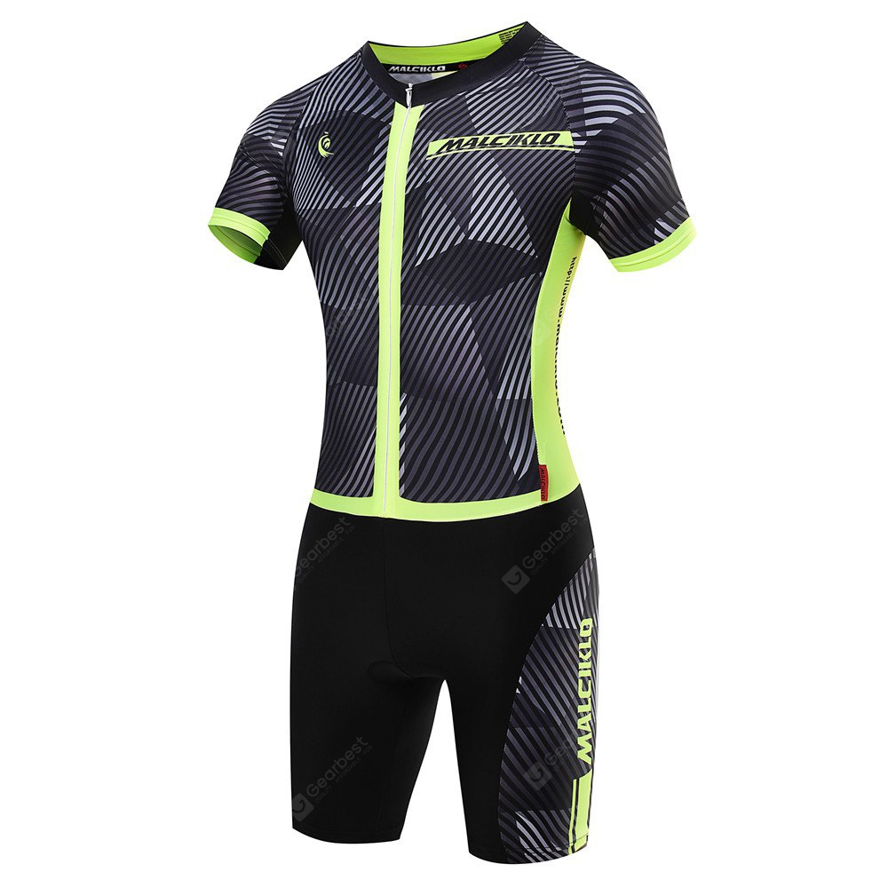 61beb6901 Malciklo Man Cycling Jersey Pro Team Triathlon Suit Cycling Clothing Bike  Jumpsuit Maillot Cycling Sets Ropa