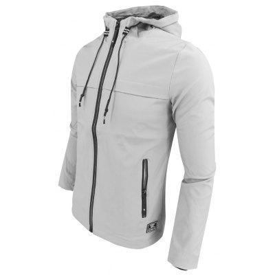 EnS Spring and Autumn Slim Fashion Casual Sports Hooded Windproof Solid Color JacketMens Jackets &amp; Coats<br>EnS Spring and Autumn Slim Fashion Casual Sports Hooded Windproof Solid Color Jacket<br><br>Clothes Type: Jackets<br>Collar: Hooded<br>Material: Polyester<br>Package Contents: 1XJacket<br>Season: Fall<br>Shirt Length: Regular<br>Sleeve Length: Long Sleeves<br>Style: Casual<br>Weight: 0.4000kg