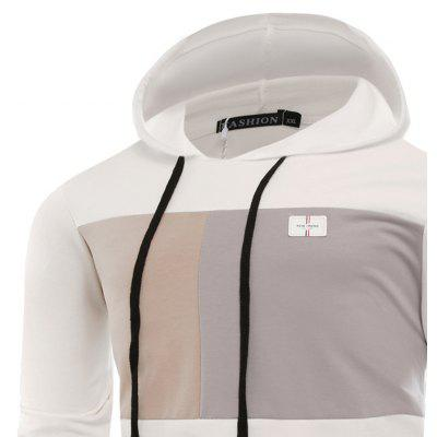Fashion Hooded Men Hoodie ColorMens Hoodies &amp; Sweatshirts<br>Fashion Hooded Men Hoodie Color<br><br>Material: Modal<br>Package Contents: 1 X hoodie<br>Shirt Length: Regular<br>Sleeve Length: Full<br>Style: Casual<br>Weight: 0.3000kg