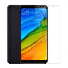 Naxtop Tempered Glass Screen Protector for Xiaomi Redmi 5 -Transparent