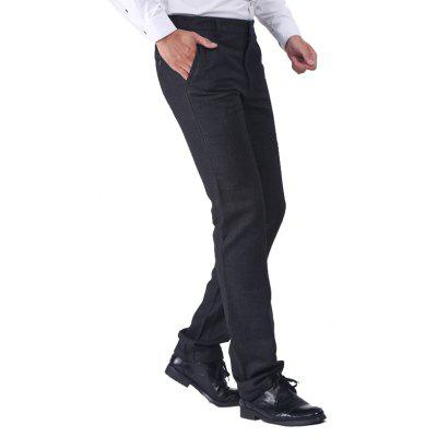 Business Casual  Wrinkling NOn-ironing TrousersMens Pants<br>Business Casual  Wrinkling NOn-ironing Trousers<br><br>Closure Type: Zipper Fly<br>Color: Black<br>Elasticity: Micro-elastic<br>Fabric Type: Broadcloth<br>Fit Type: Skinny<br>Front Style: Flat<br>Length: Normal<br>Material: Bamboo Fiber<br>Package Contents: 1x Pants<br>Package size (L x W x H): 1.00 x 1.00 x 1.00 cm / 0.39 x 0.39 x 0.39 inches<br>Package weight: 0.6200 kg<br>Pant Style: Straight<br>Pattern Type: Solid<br>Style: Brief<br>Thickness: Standard<br>Waist Type: Mid<br>With Belt: No