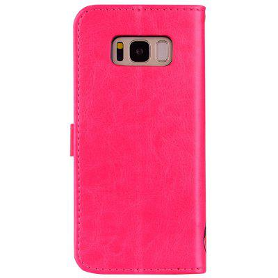 For Samsung Galaxy S8 Covers The Cover of Mobile Phone Wallet and Phone SleeveSamsung S Series<br>For Samsung Galaxy S8 Covers The Cover of Mobile Phone Wallet and Phone Sleeve<br><br>Color: Black,White,Blue,Gray,Wine red,Rose Madder<br>Compatible with: Samsung Galaxy S8<br>Features: Anti-knock, Full Body Cases, Cases with Stand, With Credit Card Holder, Dirt-resistant<br>For: Samsung Mobile Phone<br>Material: PU Leather, TPU<br>Package Contents: 1 x Phone Case<br>Package size (L x W x H): 15.00 x 7.50 x 1.50 cm / 5.91 x 2.95 x 0.59 inches<br>Package weight: 0.0500 kg<br>Style: Fashion, Novelty, Beautiful Girl, Colorful, Special Design, Funny, Contrast Color, Cute, Sweet