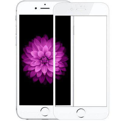 2PCS Screen Protector for iPhone 7/8  HD 3D Full Coverage High Clear Premium Tempered Glass