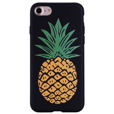 Coque Pour Iphone 7 Ananas TPU Phone Protection Shell