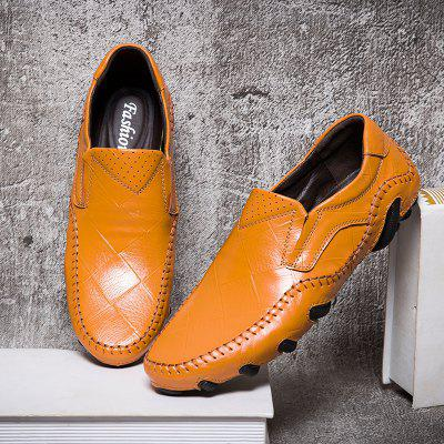 New Spring Leather Fashion Shoes