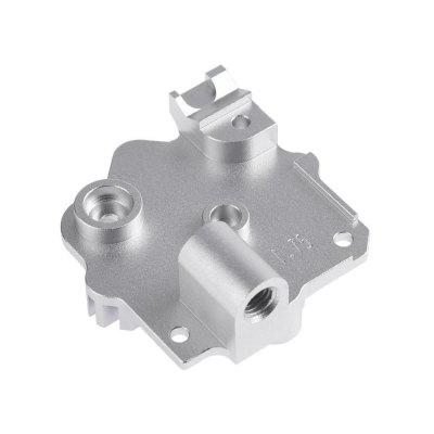 E3D Titan Aero Heat Sink koellichaam 1.75mm PLA ABS voor Extruder Upgrade Kit V6 Hotend 3D Printer Toebehoren