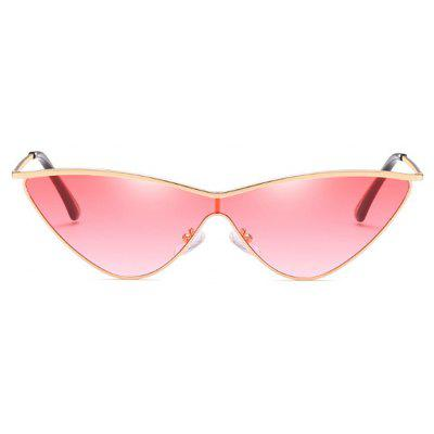 Cat Eye Ladies Vintage Sunglasses TriangleWomens Sunglasses<br>Cat Eye Ladies Vintage Sunglasses Triangle<br><br>Frame Length: 154mm<br>Frame material: Acetate<br>Gender: Unisex<br>Group: Adult<br>Lens height: 41mm<br>Lens material: Resin<br>Lens width: 69mm<br>Lenses Optical Attribute: Photochromic<br>Nose: 16mm<br>Package Contents: 1 x Sunglasses<br>Package size (L x W x H): 16.00 x 7.00 x 5.00 cm / 6.3 x 2.76 x 1.97 inches<br>Package weight: 0.0500 kg<br>Product size (L x W x H): 15.40 x 6.90 x 4.10 cm / 6.06 x 2.72 x 1.61 inches<br>Product weight: 0.0300 kg<br>Style: Cat Eye<br>Temple Length: 150mm