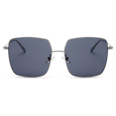 Ladies Big Frame Gradient Vintage SunglassesWomens Sunglasses<br>Ladies Big Frame Gradient Vintage Sunglasses<br><br>Frame Length: 132mm<br>Frame material: Alloy<br>Gender: For Women<br>Group: Adult<br>Lens height: 55mm<br>Lens material: Resin<br>Lens width: 59mm<br>Lenses Optical Attribute: Photochromic<br>Nose: 17mm<br>Package Contents: 1 x Sunglasses<br>Package size (L x W x H): 14.00 x 6.50 x 6.00 cm / 5.51 x 2.56 x 2.36 inches<br>Package weight: 0.0500 kg<br>Product size (L x W x H): 13.20 x 5.90 x 5.50 cm / 5.2 x 2.32 x 2.17 inches<br>Product weight: 0.0300 kg<br>Style: Square, Shield<br>Temple Length: 148mm