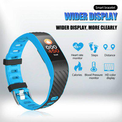P4 Color OLEDTuch Screen Smart Wristband Smart Bracelet Heart Rate Monitor Pedometer Fitness Blood Pressure BandSmart Watches<br>P4 Color OLEDTuch Screen Smart Wristband Smart Bracelet Heart Rate Monitor Pedometer Fitness Blood Pressure Band<br><br>Alert type: Vibration<br>Available Color: Black,Red,Blue,Green,Orange,Deep Blue<br>Band material: TPU<br>Battery  Capacity: 130<br>Bluetooth Version: Bluetooth 4.0<br>Case material: PC<br>Charging Time: About 60mins<br>Compatability: for IOS8.0 and Android 4.4 and above<br>Compatible OS: IOS, Android<br>Functions: Avoid phone loss, Camera remote control, Sleep management, Message, Measurement of heart rate, Pedometer, Date, Alarm Clock, Time<br>IP rating: 67<br>Language: English,French,Spanish,Portuguese,Russian,German,Italian,Japanese,Korean<br>Notification type: Wechat, G-mail, Twitter, WhatsApp, Facebook<br>Operating mode: Touch Screen<br>Package Contents: 1 x Smart bracelet,1 x Charging cable, 1 x English and Chinese User manual, 1 x Retail box<br>Package size (L x W x H): 11.00 x 11.00 x 2.50 cm / 4.33 x 4.33 x 0.98 inches<br>Package weight: 0.0200 kg<br>People: Male table,Female table<br>Product size (L x W x H): 0.55 x 0.16 x 0.13 cm / 0.22 x 0.06 x 0.05 inches<br>Product weight: 0.0100 kg<br>Screen type: OLED<br>Shape of the dial: Rectangle<br>Standby time: 3-5days<br>Waterproof: Yes