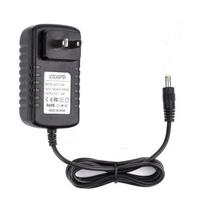 12 Volt 2 Amp LED Strip Light Power Adapter AC to DC US Plug