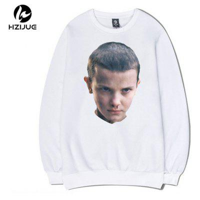 Monster Man Printed Round Collar SweatshirtMens Hoodies &amp; Sweatshirts<br>Monster Man Printed Round Collar Sweatshirt<br><br>Material: Cotton<br>Package Contents: 1xSweatshirt<br>Shirt Length: Regular<br>Sleeve Length: Full<br>Style: Casual<br>Weight: 0.5000kg